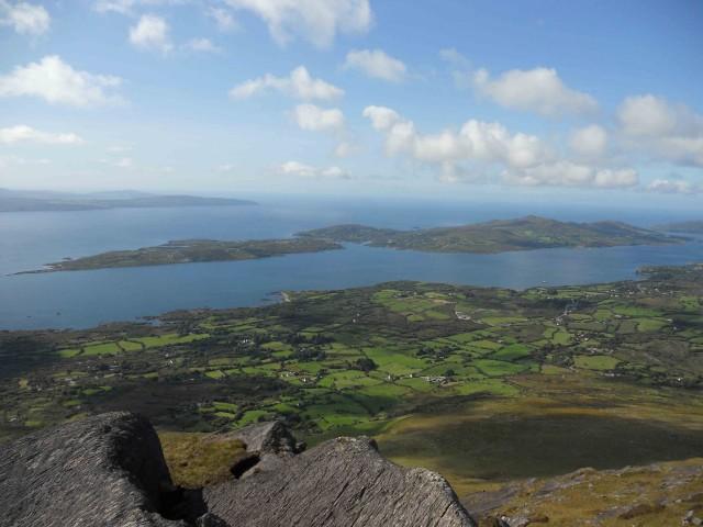 Bere Island aerial