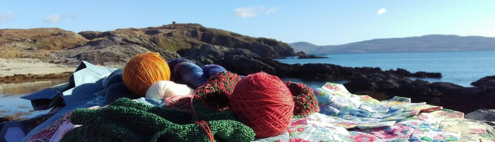 Knitting & Stitching Bere Island