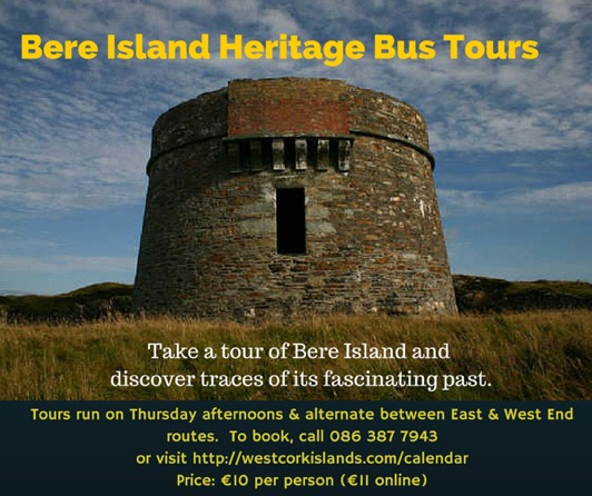 Bere Island Heritage Bus Tours
