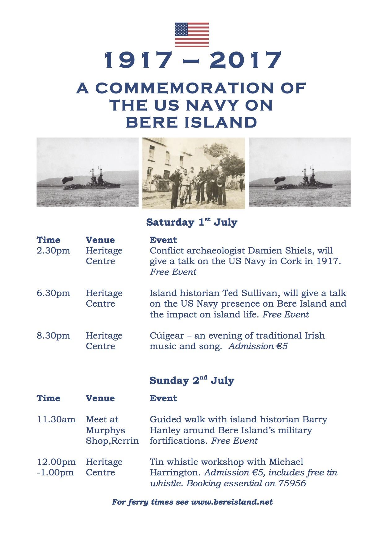 US Navy Commemoration