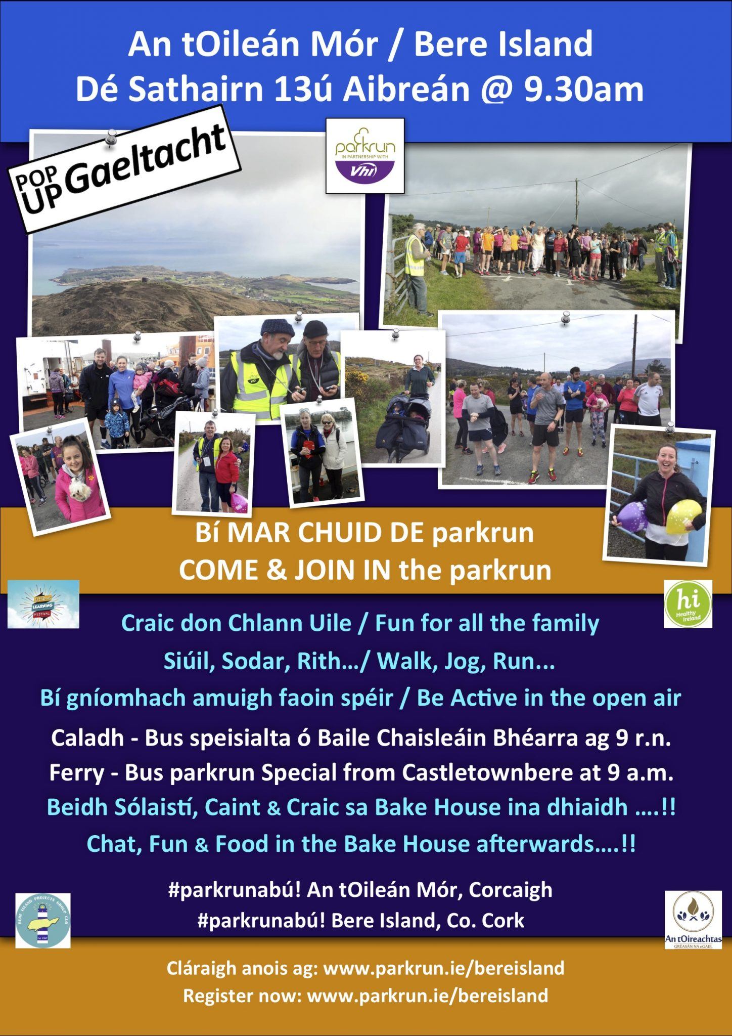 Bere Island Pop Up Gaeltacht