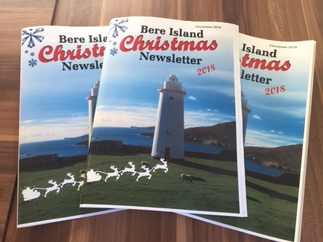 Bere Island Christmas Newsletter 2018