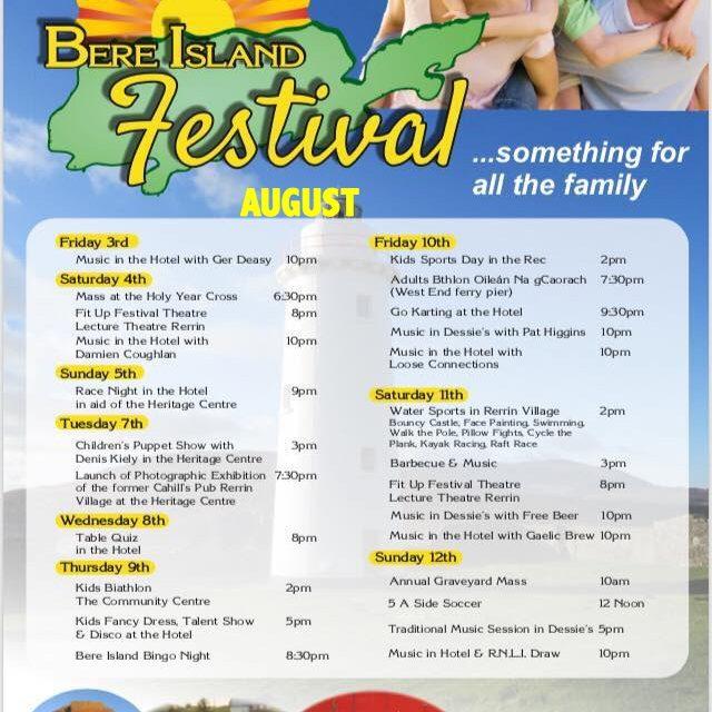 Bere Island Festival