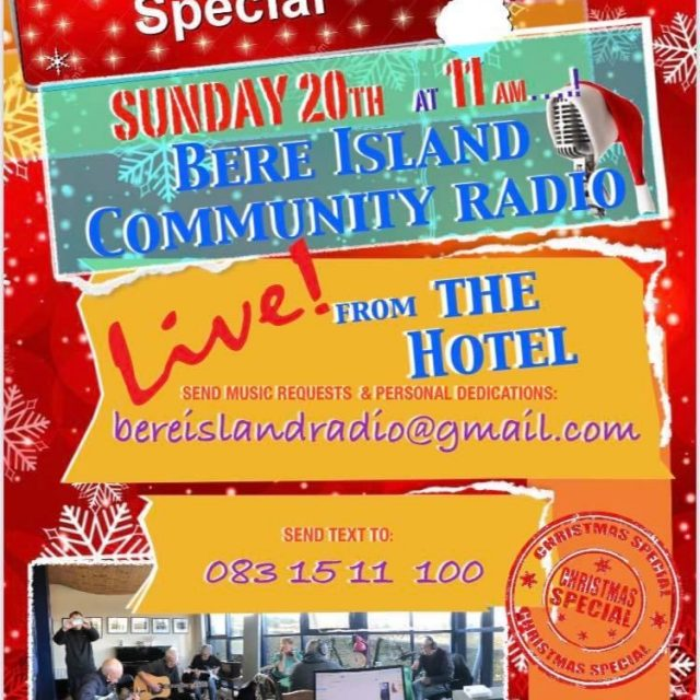 Bere Island Community Radio Christmas Special