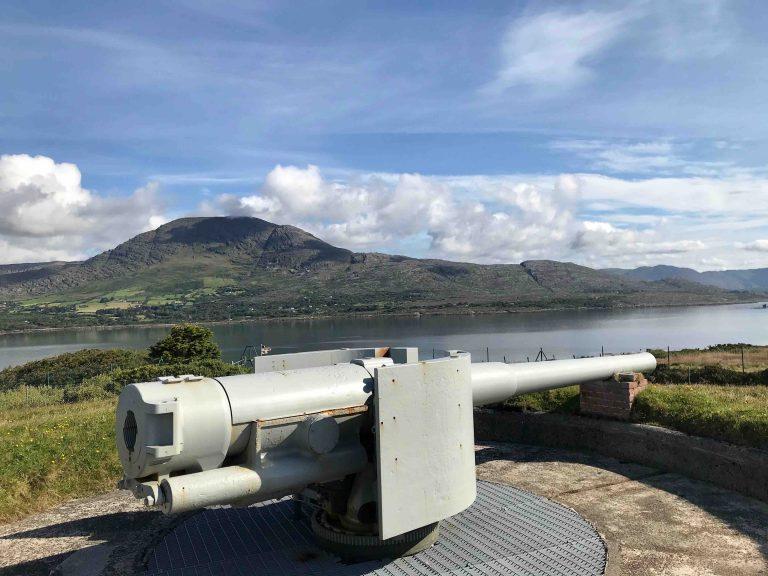 Lonehort Battery, Bere Island